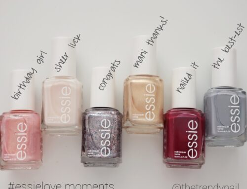 Essie Moments Collection