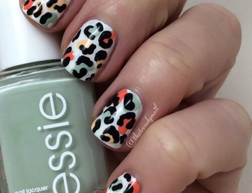 VLog: Wild Side Animal Print Nails