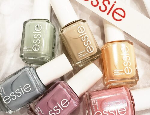 Swatches: Essie Spring 2020