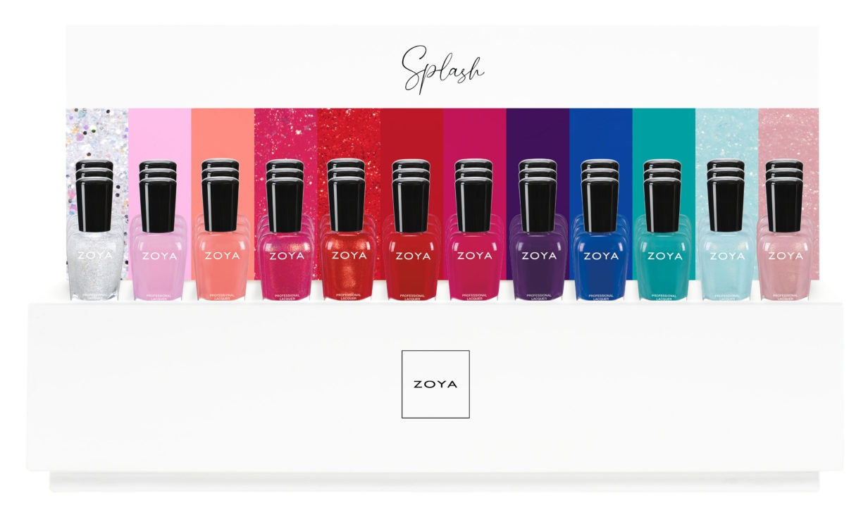 Zoya Splash Summer 2020