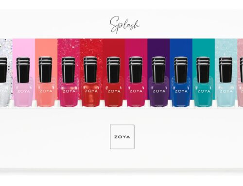 Nail News: Zoya Launches Splash Summer 2020 Collection